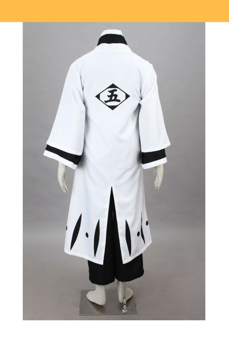 Bleach Sosuke Aizen Shinigami Cosplay Costume