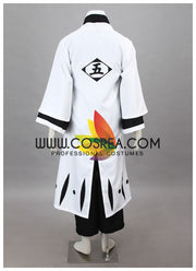 Bleach Sosuke Aizen Shinigami Cosplay Costume - Cosrea Cosplay