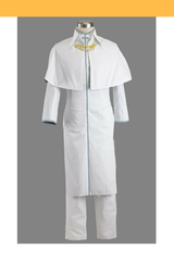 Bleach Uryu Ishida Quincy Cosplay Costume