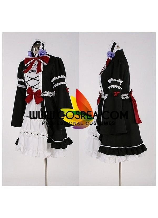 Brynhildr In the Darkness Tachibana Kana Cosplay Costume - Cosrea Cosplay