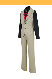 Bungo Stray Dogs Doppo Kunikida Cosplay Costume - Cosrea Cosplay