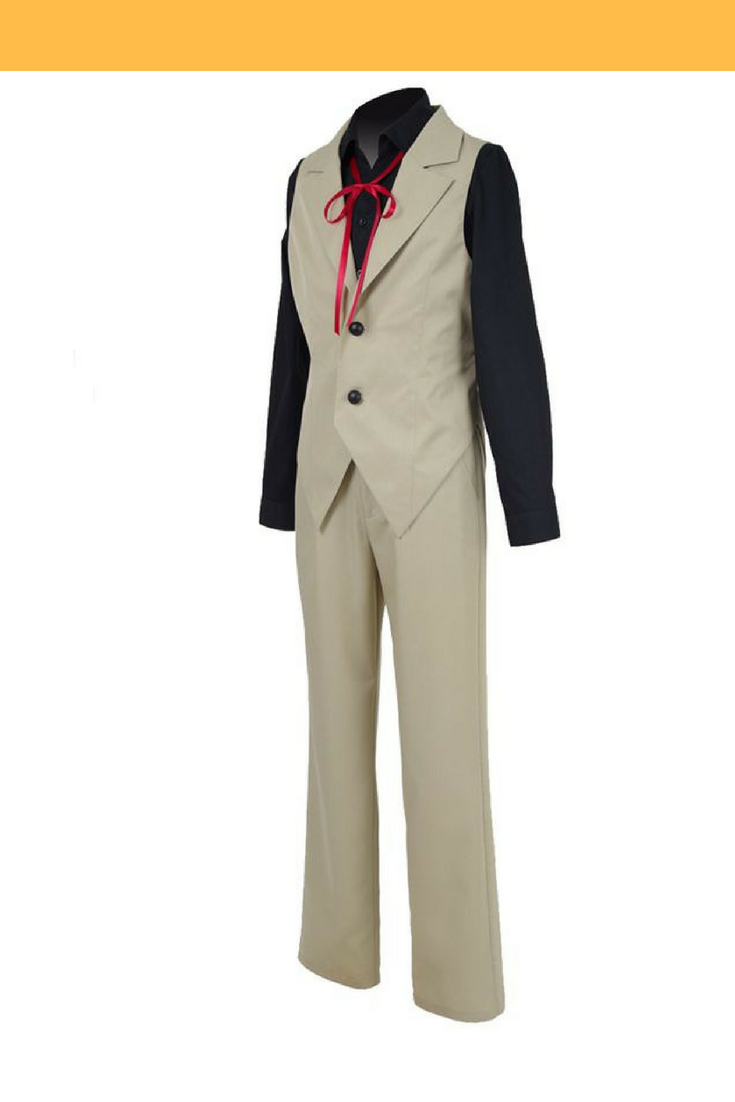 Bungo Stray Dogs Doppo Kunikida Cosplay Costume