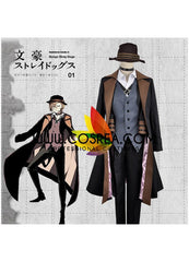 Bungo Stray Dogs Port Mafia Chuya Nakahara Cosplay Costume
