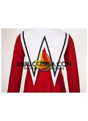 Cardcaptor Sakura Cherry Red Sailor Uniform Cosplay Costume