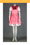 Cosrea A-E Cardcaptor Sakura Classic Battle With Pumpkin Hat Cosplay Costume