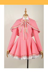Cardcaptor Sakura Clear Card Cover Cosplay Costume