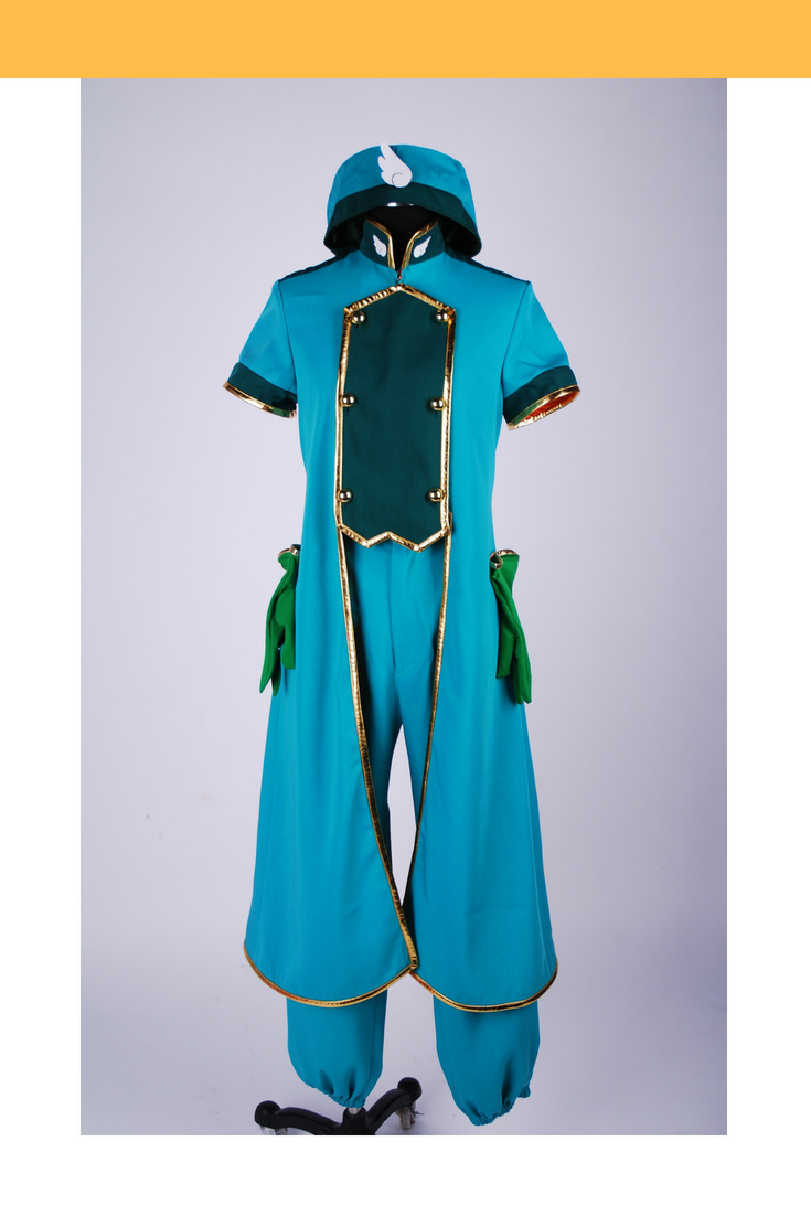 Cardcaptor Sakura Syaoran Li Movie Cosplay Costume