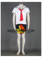 Cardcaptor Sakura Syaoran Li Summer Uniform Cosplay Costume - Cosrea Cosplay