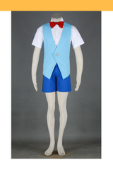 Case Closed Conan Teitan Elementary Summer Cosplay Costume