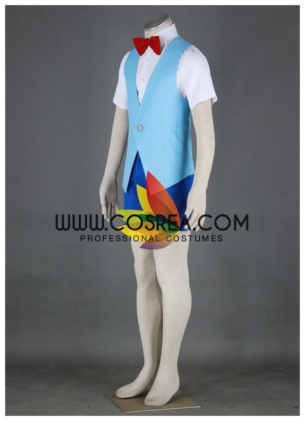 Case Closed Conan Teitan Elementary Summer Cosplay Costume - Cosrea Cosplay