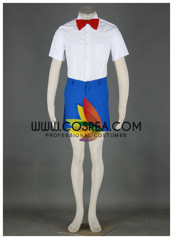 Cosrea A-E Case Closed Conan Teitan Elementary Summer Cosplay Costume