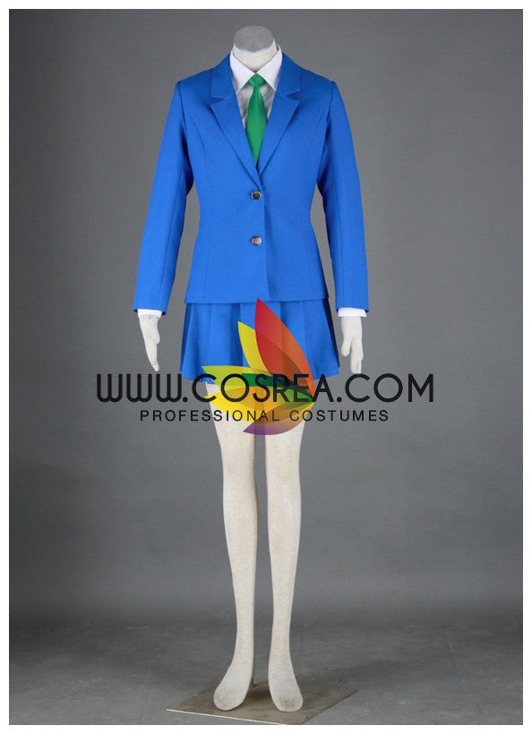 Cosrea A-E Case Closed Rachel Moore Cosplay Costume