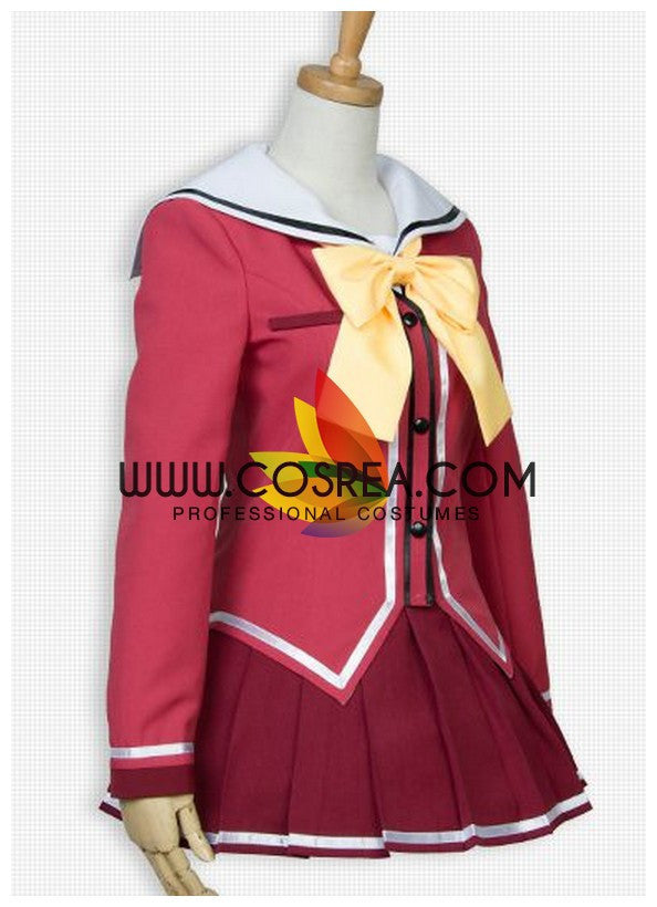 Charlotte Nao Tomori Uniform Cosplay Costume - Cosrea Cosplay