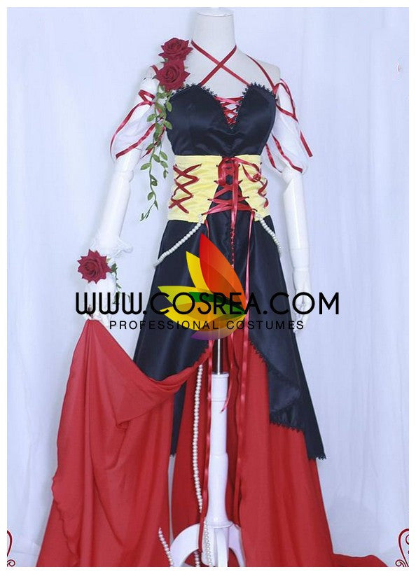 Chobit Chii Freya Artbook Lace Tie Cosplay Costume - Cosrea Cosplay