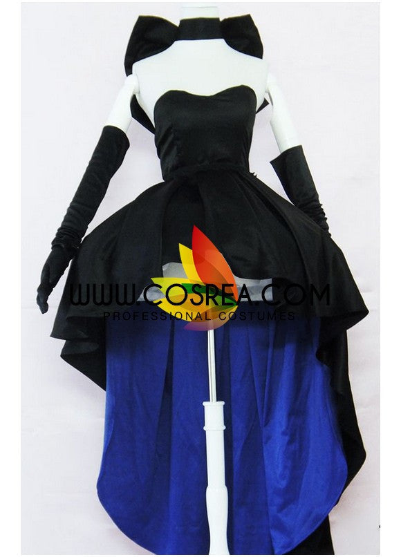 Chobit Chii Freya Black Cosplay Costume - Cosrea Cosplay