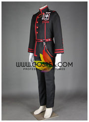 D Grayman Allen Walker Season 3 Cosplay Costume - Cosrea Cosplay