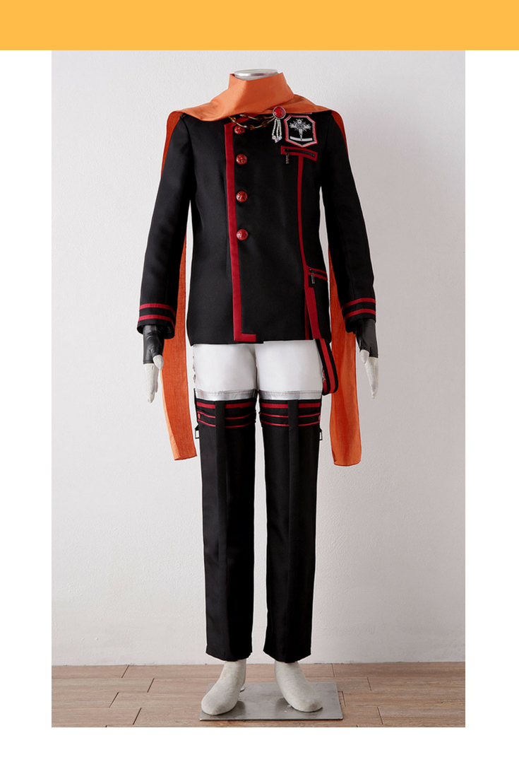 D Grayman Lavi Season 3 Cosplay Costume