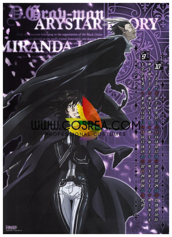 D Grayman Miranda Lotto Cosplay Costume - Cosrea Cosplay