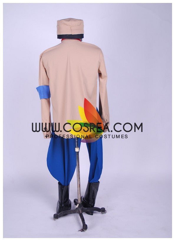 Dragonball General Blue Cosplay Costume - Cosrea Cosplay