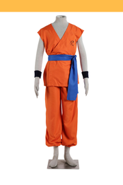 Dragonball Goku Training Cosplay Costume - Cosrea Cosplay