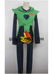 Dragonball Number 16 Cosplay Costume
