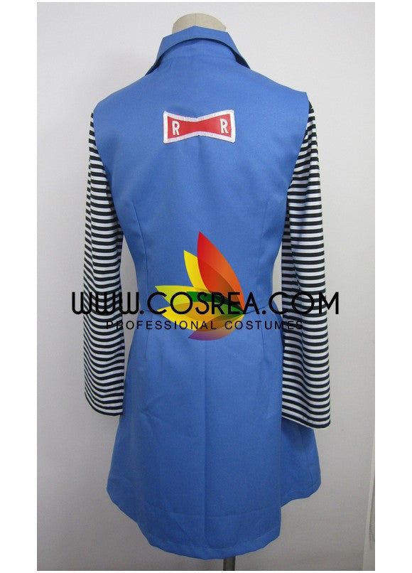 Dragonball Number 18 Cosplay Costume - Cosrea Cosplay