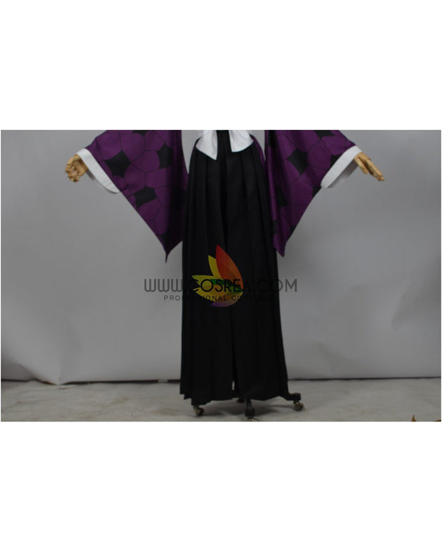 Cosrea A-E Kokushibou Demon Slayer Cosplay Costume