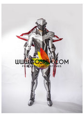 League of Legend Project Zed Red Cosplay Costume