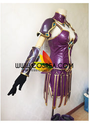 Warrior Princess Sivir League of Legend Cosplay Costume - Cosrea Cosplay