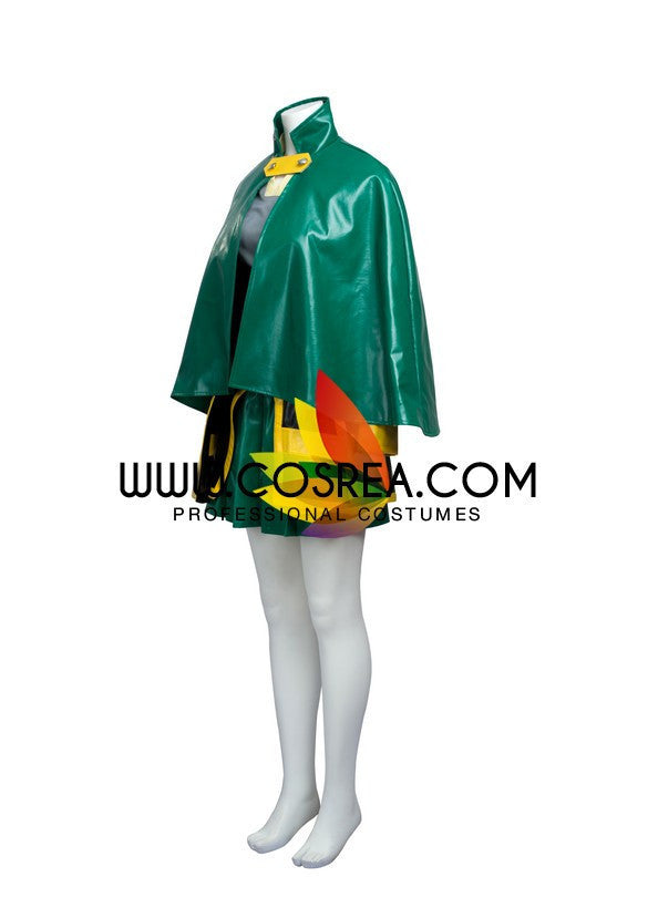 Loki Custom Concept Female Cosplay Costume - Cosrea Cosplay