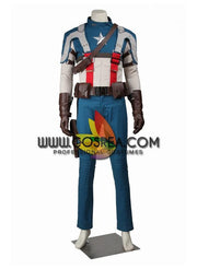 Captain America The First Avengers Cosplay Costume - Cosrea Cosplay