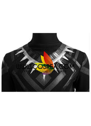 Black Panther Civil War Cosplay Costume - Cosrea Cosplay