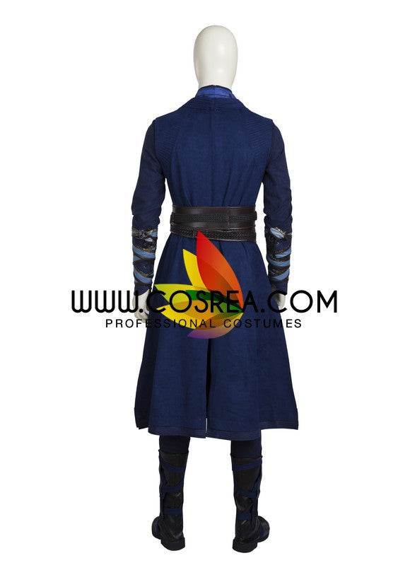 Doctor Strange Uniform Fabric Cosplay Costume - Cosrea Cosplay