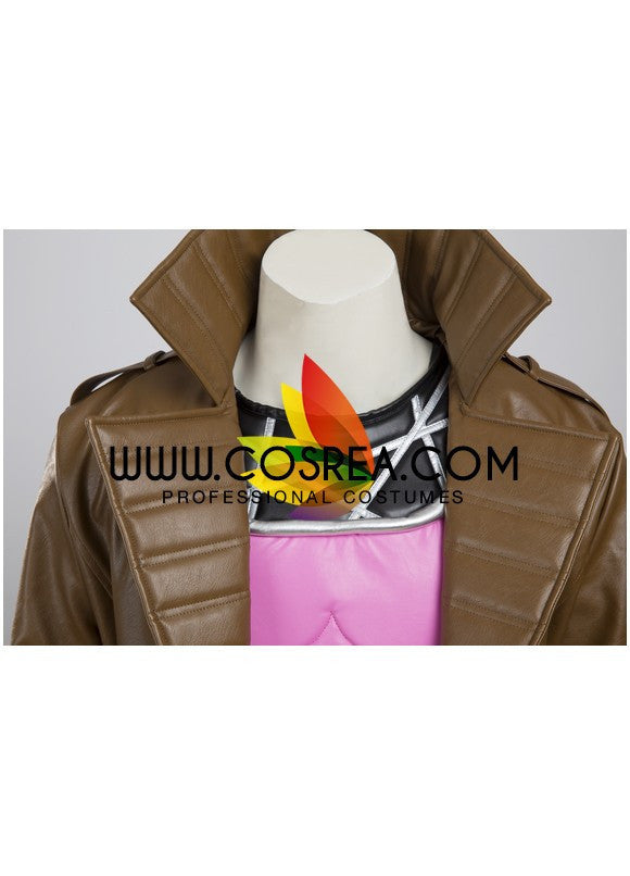 Cosrea Comic Gambit Cosplay Costume