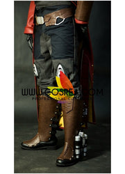 Star Lord Guardians Of The Galaxy High Detail PU Leather Cosplay Costume - Cosrea Cosplay