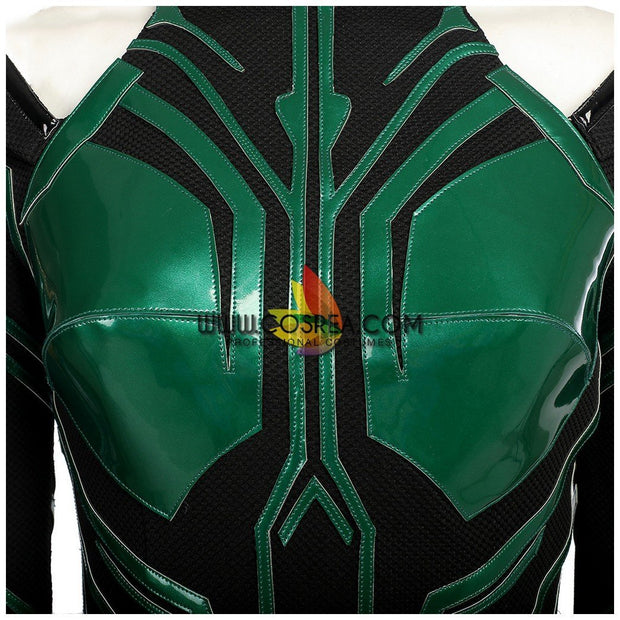 Hela Option A PU Leather Cosplay Costume - Cosrea Cosplay