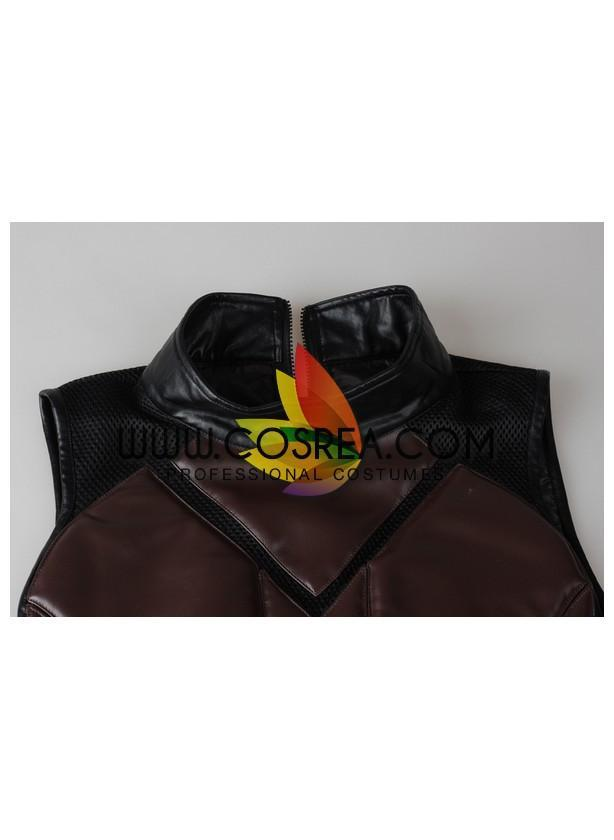 Magneto Days Of Future Past PU Leather Cosplay Costume - Cosrea Cosplay