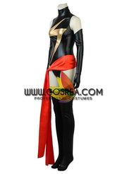 Ms Marvel Classic Cosplay Costume - Cosrea Cosplay