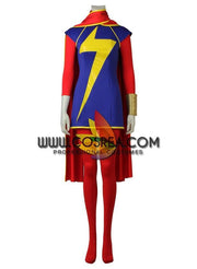 Ms Marvel Kamala Khan Cosplay Costume - Cosrea Cosplay