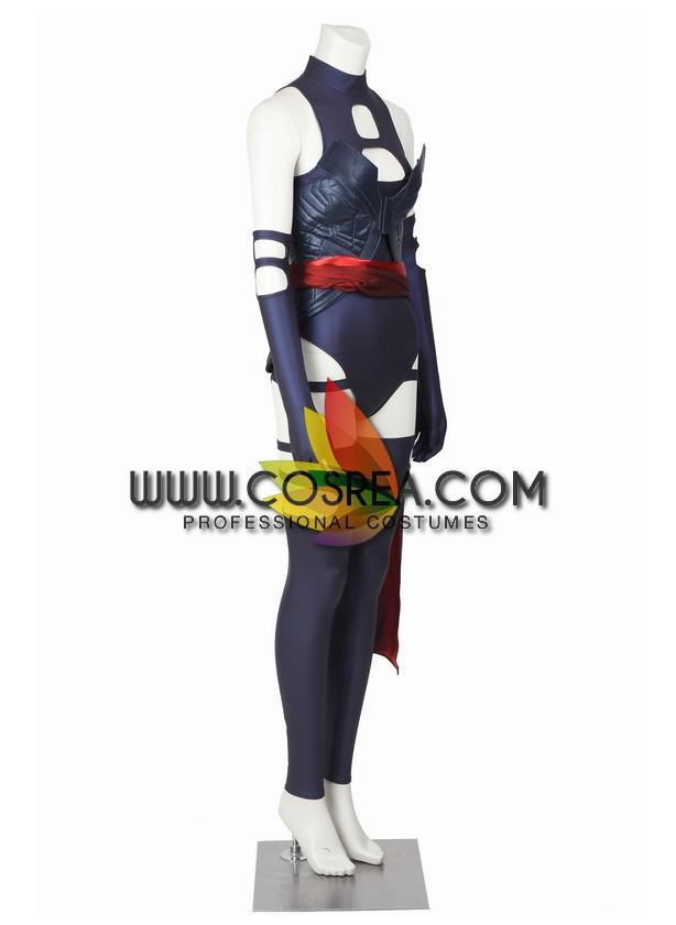 Psylocke X-Men Apocalypse Cosplay Costume - Cosrea Cosplay