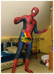 Spiderman Digital Printed Cosplay Costume