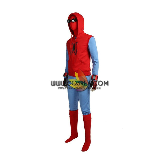 Spiderman Homecoming Homemade Cosplay Costume - Cosrea Cosplay