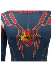 Spiderman Infinity War Digital Printed Cosplay Costume - Cosrea Cosplay