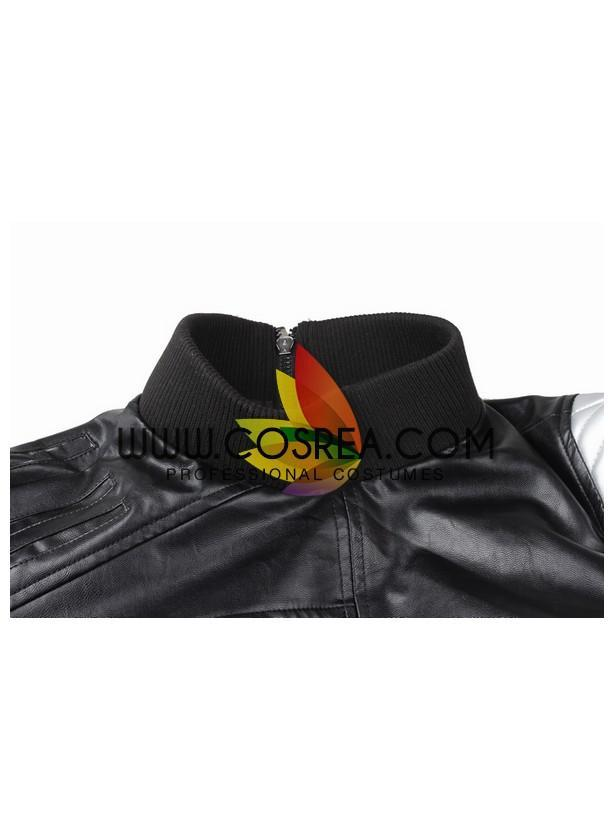 Winter Soldier PU Leather Cosplay Costume - Cosrea Cosplay