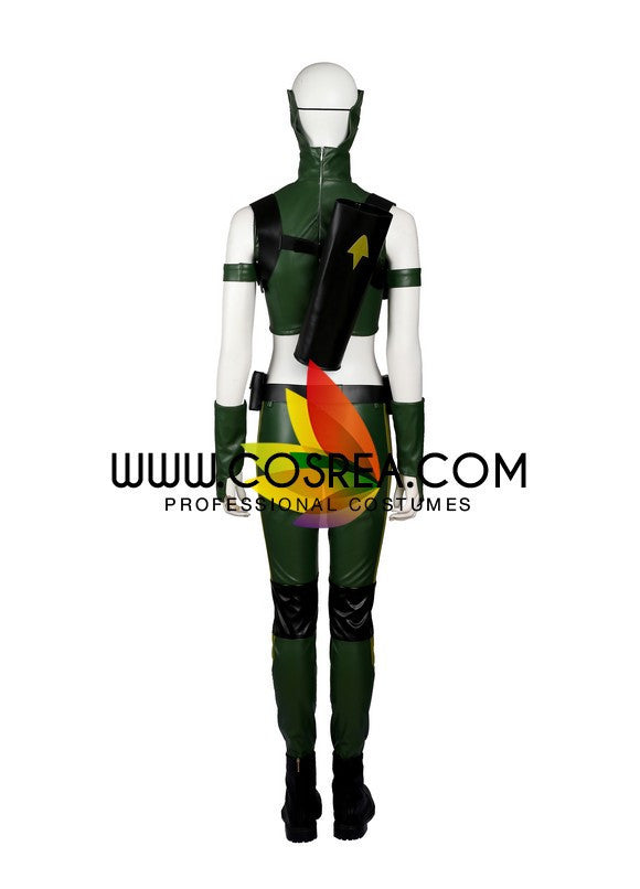 Artemis Young Justice League Cosplay Costume - Cosrea Cosplay