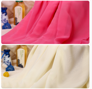 Multicolor Chiffon Fabric - Cosrea Cosplay