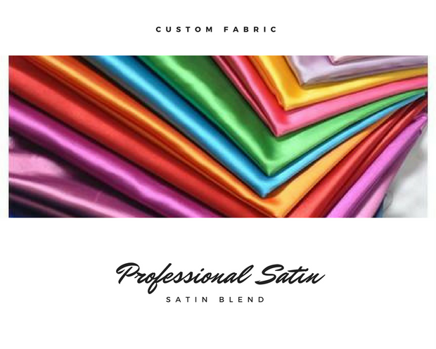 Professional Grade Satin Fabric - Cosrea Cosplay