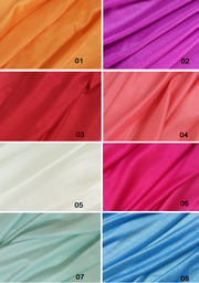 Stretchable Chiffon Fabric - Cosrea Cosplay