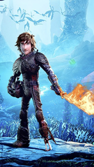 Cosrea Cosplay Custom Hiccup Horrendous Complete Costume And Armor Set Deposit Payment