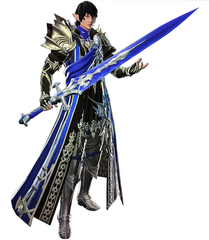 Cosrea Cosplay FF Lord Commander Ser Aymeric De Borel High Detail Costume And Matching LED Sword Prop Deposit Payment - Cosrea Cosplay